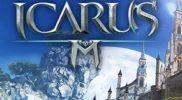 空で戦うMMORPG「イカロスM」で爽快な冒険【ゲームアプリ】